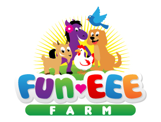 Fun EEE Farm logo design