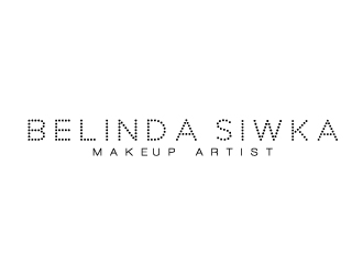 Belinda Siwka MUA logo design
