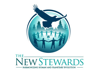 The New Stewards logo design