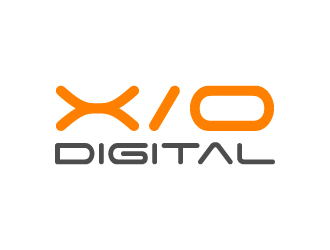 X/O Digital logo design