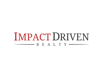 Impact Driven Realty logo design