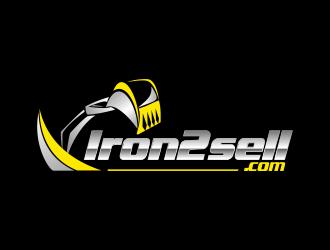 Iron2sell.com logo design