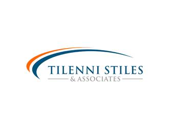 Tilenni Stiles & Associates logo design