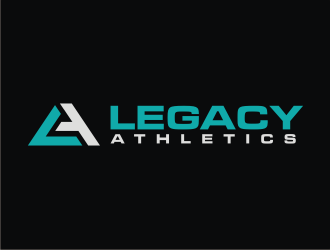 Legacy Athletics logo design