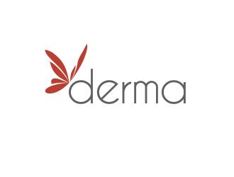 Derma logo design