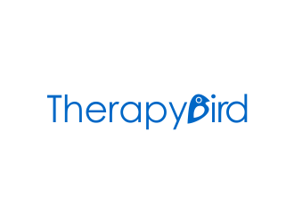 Therapy Bird logo design