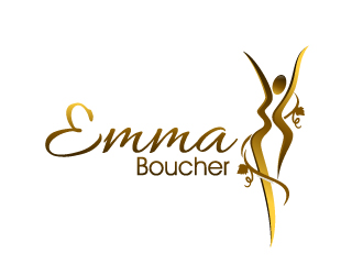 Emma Boucher logo design