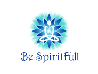 Be Spiritfull logo design