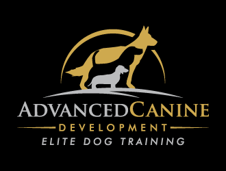 Advanced Canine Development logo design