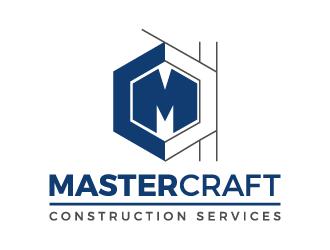 MasterCraft Construction Services logo design