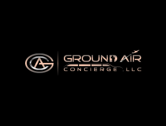 Ground Air Concierge, LLC logo design