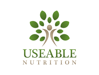 Useable Nutrition logo design