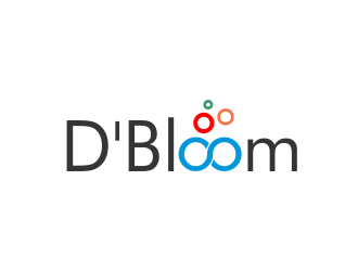 D'Bloom logo design