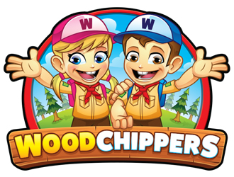 Woodchippers logo design