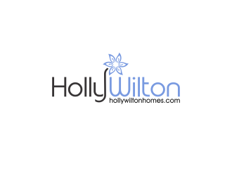 Holly Wilton - website is hollywiltonhomes.com logo design