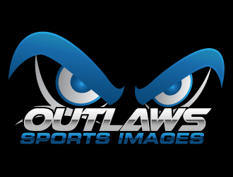 OUTLAWS SPORTS IMAGES logo design