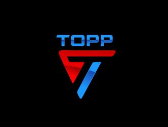 Topp Sport logo design
