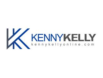 KennyKellyonline.com logo design