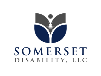 Somerset Disability, LLC logo design