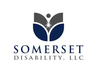 Somerset Disability, LLC logo design