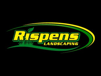 Rispens Landscaping logo design