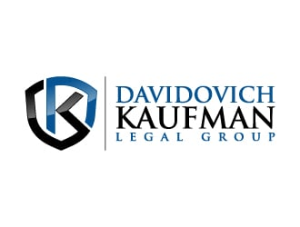 Davidovich Kaufman Legal Group logo design