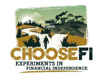 ChooseFI logo design