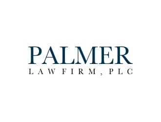 Palmer Law Firm, PLC logo design