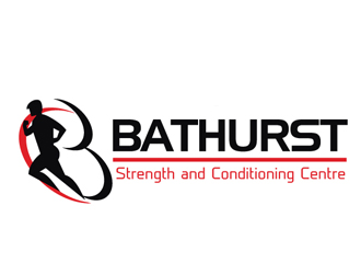 Bathurst Strength and Conditioning Centre logo design