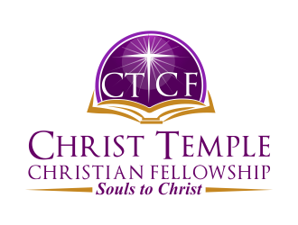 Christ Temple Christian Fellowship logo design