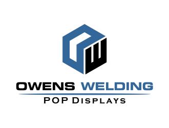 Owens Welding logo design