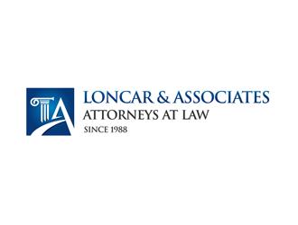 Brian Loncar & Associates logo design