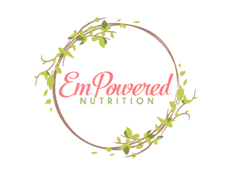 EmPowered Nutrition logo design