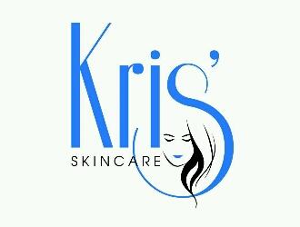 Kris' Skincare logo design