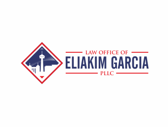 Law Office of Eliakim Garcia, PLLC logo design