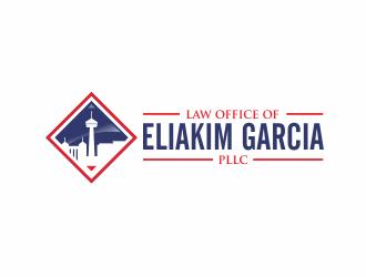 Law Office of Eliakim Garcia, PLLC logo design