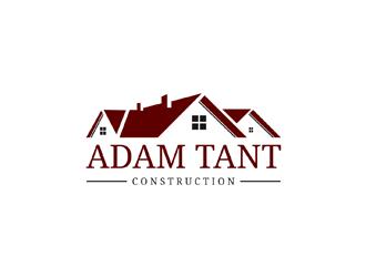 Adam Tant Construction logo design