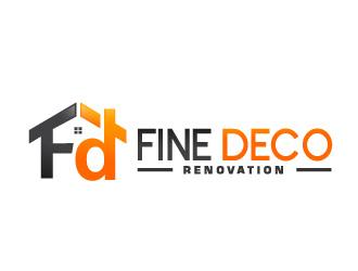 Fine Deco logo design