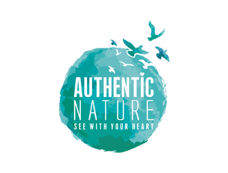 Authentic Nature logo design
