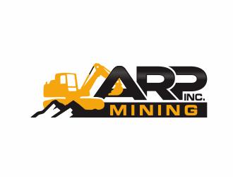 ARP Mining Inc. logo design
