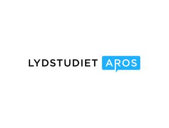 Lydstudiet Aros logo design