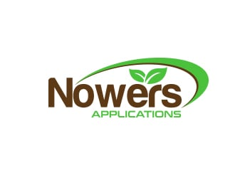 Nowers Applications logo design
