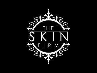 The Skin Firm logo design