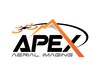 Apex Aerial Imaging logo design