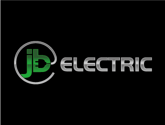 JB Electric logo design