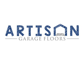 Artisan Garage Floors logo design