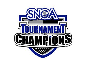 TOURNAMENT OF CHAMPIONS logo design