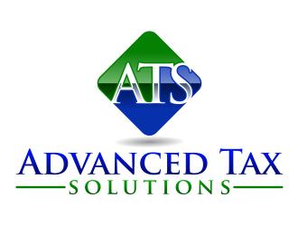 Advanced Tax Solutions, LLC logo design
