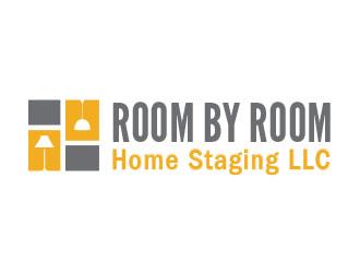 Room by Room Home Staging LLC logo design