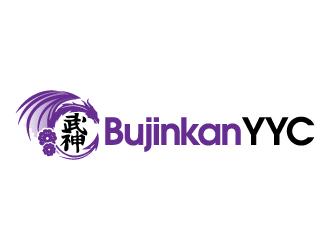 Bujinkan YYC logo design